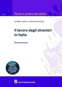 Il lavoro degli stranieri in Italia