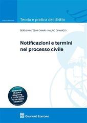 Notificazioni e termini nel processo civile