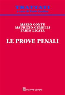 Le prove penali.pdf
