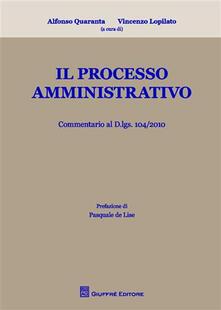 Rallydeicolliscaligeri.it Il processo amministrativo Image