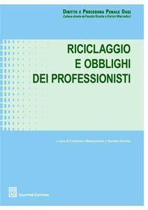 Libro Riciclaggio e obblighi dei professionisti