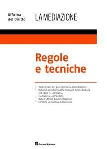 Libro Regole e tecniche