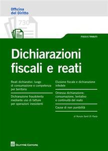 Dichiarazioni fiscali e reati
