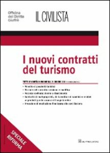Libro I nuovi contratti del turismo Emilio Graziuso