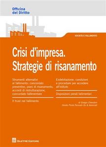 Libro Crisi d'impresa. Strategie di risanamento Giorgio Cherubini