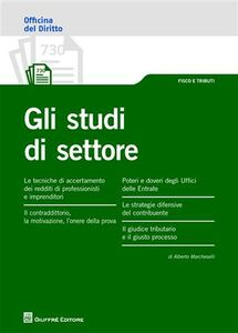 Libro Gli studi di settore Alberto Marcheselli