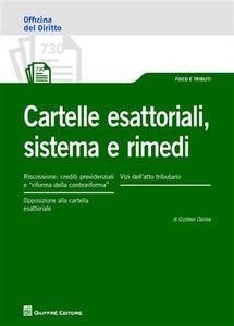 Libro Castelle esattoriali, sistema e rimedi Gustavo Danise