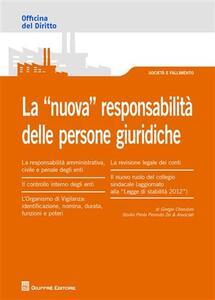 La «nuova» responsabilità delle persone giuridiche