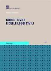 Codice civile e delle leggi civili