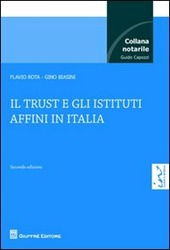 Il trust e gli istituti affini in Italia