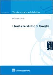 I trusts nel diritto di famiglia.pdf