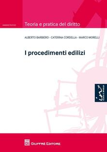I procedimenti edilizi.pdf