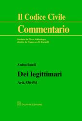 Dei legittimari. Artt. 536-564