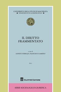Libro Il diritto frammentato