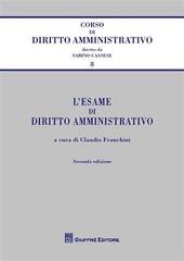 L' esame di diritto amministrativo