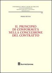 Il principio di conformità nella conclusione del contratto
