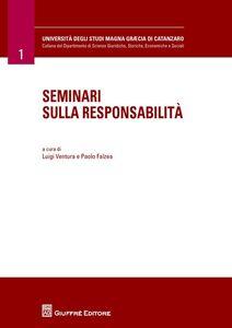 Libro Seminari sulla responsabilità