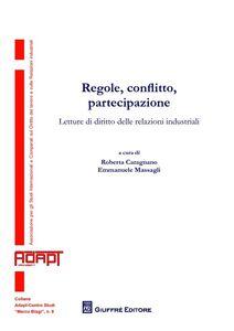Libro Regole, conflitto, partecipazione