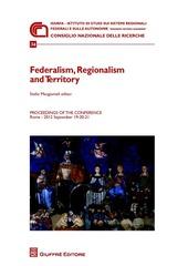 Federalism, regionalism and territory