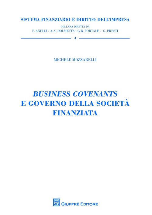 Business covenants e govern...