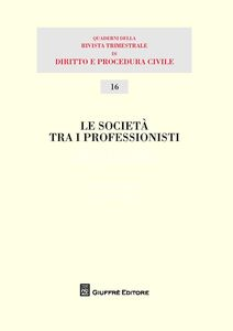 Libro Le società tra i professionisti