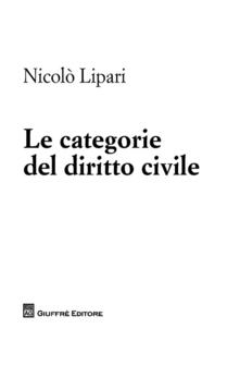 Laboratorioprovematerialilct.it Le categorie del diritto civile Image