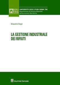 Libro Cogo gestione industriale