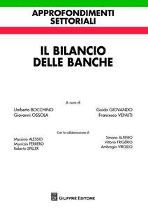 Libro Il bilancio delle banche