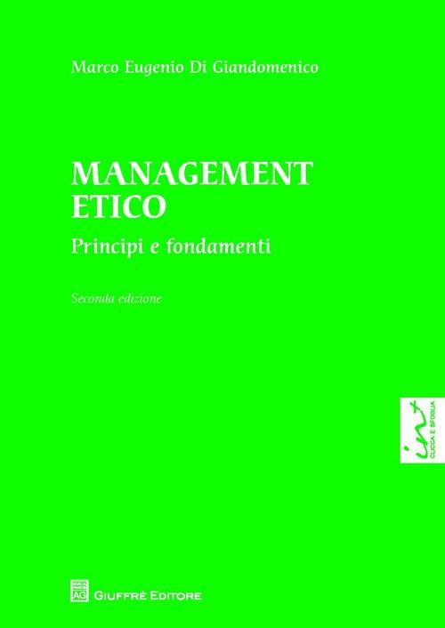 Management etico. Principi ...