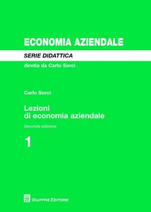Libro Lezioni di economia aziendale Carlo Sorci