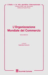 L' organizzazione mondiale del commercio