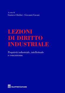 Promoartpalermo.it Lezioni di diritto industriale. Proprietà industriale, intellettuale e concorrenza Image