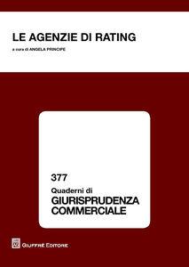 Libro Le agenzie di rating. Atti del Convegno (Salerno, 8-9 novembre 2012)