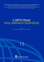 Il diritto penale della criminalità organizzata