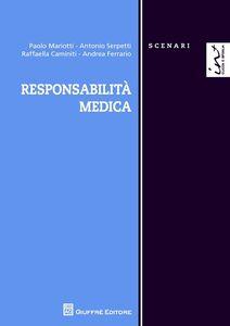 Libro Responsabilità medica