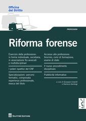 Riforma forense