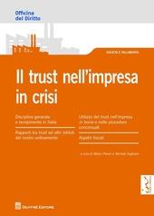 Il trust nell'impresa in crisi