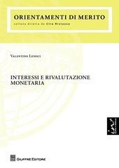 Interessi e rivalutazione monetaria