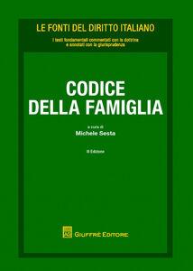 Libro Codice della famiglia