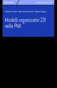 Foto Cover di Modelli organizzativi 231 nelle PMI, Libro di AA.VV edito da Giuffrè