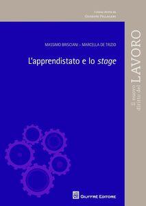 Libro L' apprendistato e lo stage Marcella De Trizo , Massimo Brisciani