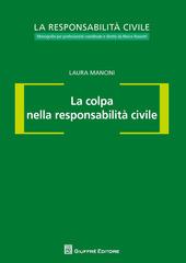 La colpa nella responsabilità civile