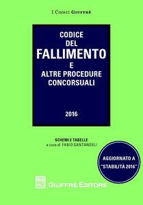 Libro Codice del fallimento