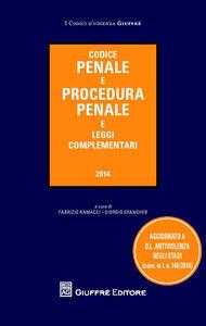 Libro Codice penale e procedura penale e leggi complementari