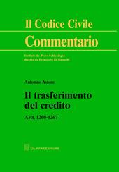 Il trasferimento del credito. Artt. 1260-1267