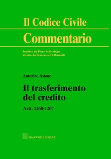 Il trasferimento del credito. Artt. 1260-1267.pdf