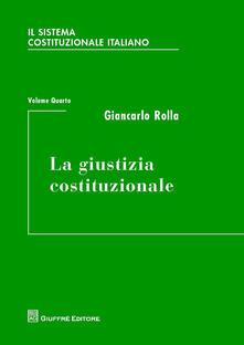 Il sistema costituzionale italiano. Vol. 4: La giustizia costituzionale..pdf