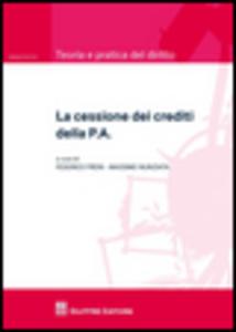 Libro La cessione dei crediti della P.A.