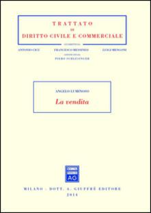 La vendita - Angelo Luminoso - copertina
