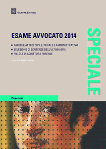 Libro Speciale esame avvocato 2014